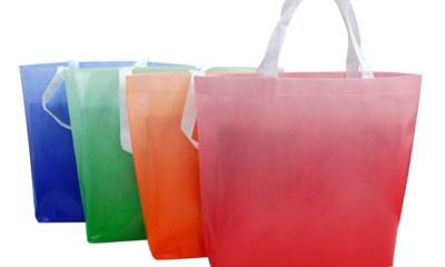 TSH2602 Laminated Shopper Bags
