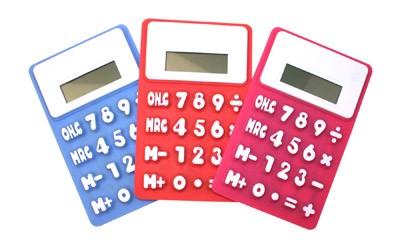 CSL0300 Silicon Calculator