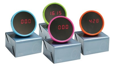 ECL1100 Mirror Clock Colour Available :