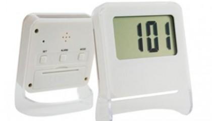 ECL1400 Solar Power Clock