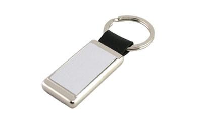 HKY1007 Keychain In Rectangular Shape