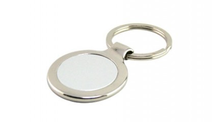HKY1008 Keychain In Round Shape