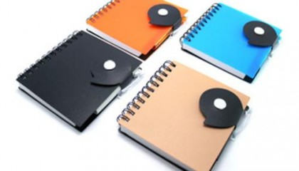 JNO1008 Comma PP Notebook