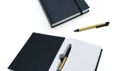 JNO1010 Notebook with Pen