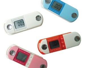 KIT002 Fat Analyzer W Alarm Clock