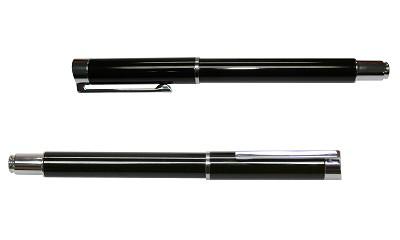 PMB0104 Black Gemini Roller Pen