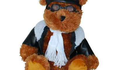 TEDDY7 9″ Pilot Bear
