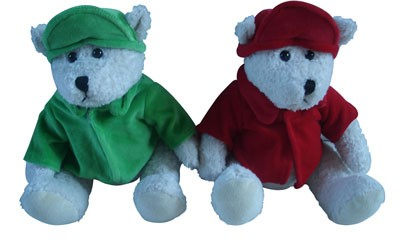 TEDDY8 9″ Paddy Bear