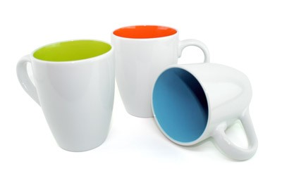 UMG1100 Dual Color Ceramic Mug