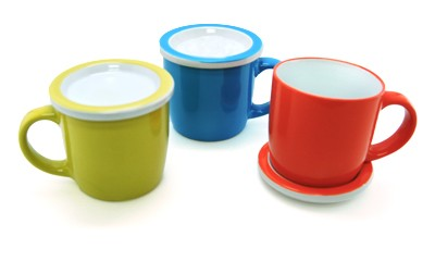 UMG1103 Ceramic Mug with Lid