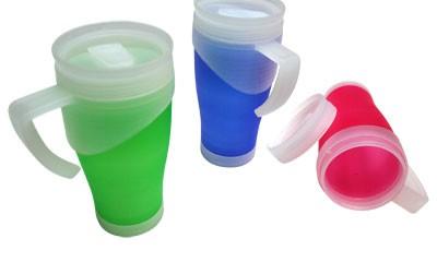UTM0099 Plastic Traveller Mug