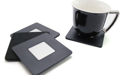 YOS1050 Square Coaster Set
