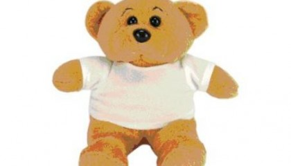 YTO1006 Mini Bear with T-Shirt