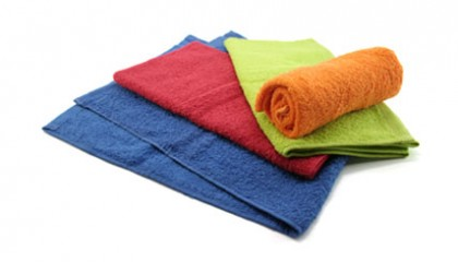 YTW1001  Aquarius Hand Towel